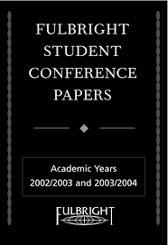 Pell Chart 1718 Fulbright Student Conference Papers I By Fulbright Hungary
