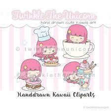 girl birthday cake clip art. Fine Birthday KAWAII MERMAID CLIPART Png Graphic Collection Happy Birthday Planner Girl  Birthday Cake For Girl Birthday Cake Clip Art C