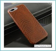 iphone 7 plus leather cases covers gives luxury look all time
