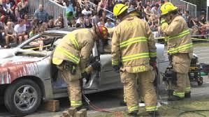 The fire brigade drunk teen
