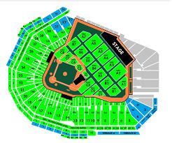 Fenway Park Concert Seating Chart 3d 31 Actual Fenway Park Concert Seating Chart