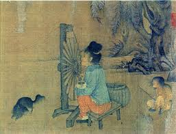 culture insider pretty women in chinese paintings