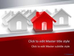 Powerpoint Real Estate Templates Free Real Estate Sale Ppt Template