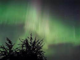 Northern Lights Ltd Vancouver Northern Lights Visible For Okanagan And Shuswap Sky