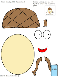 Acorn Holding Bible Cutout Sheet For Kids 2.jpg