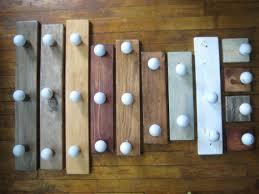 Golf Ball Coat Rack Stunning Single Golf Ball Coat Rack Etsy And Craft