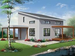 small modern house plans. Unique Small Small Modern House Plan 027H0457 To Plans N