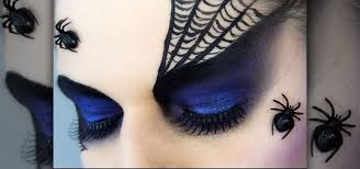 how to create a dramatic purple spider queen black widow look for makeup wonderhowto