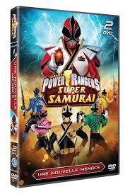 Avis] Les Powers rangers Super Samurai: Une nouvelle menace. - Paperblog