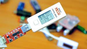 USB <b>ТЕСТЕР UNI</b>-<b>T</b> UT658. USB ВОЛЬТМЕТР/АМПЕРМЕТР ...
