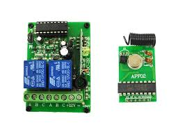 mhz remote relay switch kits channels other for wireless 315mhz remote relay switch kits 2 channels