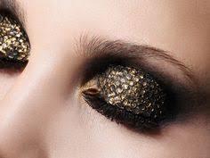 makeup clare mac photography cake creative model chloe gold and black makeup