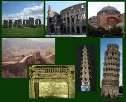 image gallery of what were the original wonders of the world