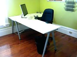 l shaped desk for two. Delighful For T Shaped Desk For Two Shape L Best Ideas On Office Computer  Desks People Honey U D