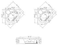 jacuzzi tub sizes corner bathtub whirlpool jacuzzi hot tub specifications