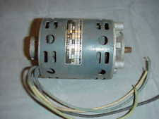 robbins myers motor robbins myers type kpt motor 115v 3400 rpm unused