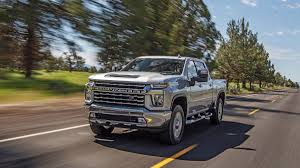 2020 Chevy 3500 Towing Capacity Chart 2020 Chevy Silverado 2500hd First Drive Teched Out For