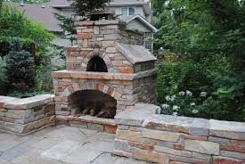 whether you are planning your next cocktail party or enjoying a backyard barbecue an outdoor fireplace is a great focal point for your entertainment