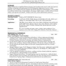 Sample Resume For Software Engineer Internship Valid Resumesor