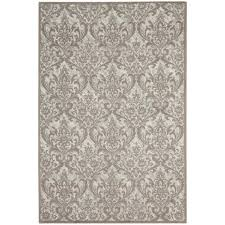 home interior skill nourison rugs maxell grey 9 ft x 13 area rug 362353 the