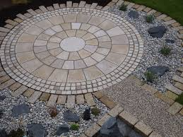 Small Picture stone circle paving Google Search Pinteres
