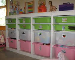 ... Kids desk, Plastic Storage Containers Style Kids Toy Storage Amusing:  Best Kids Toy Storage ...