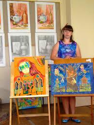 ХУДОЖЕСТВЕННАЯ ШКОЛА № городского округа Жигулевск Защита  Итоговые работы по академической живописи рисунку станковой композиции и творческие работы по дизайну представляли две группы по 11 выпускников
