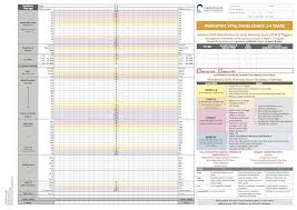 Wellington Early Warning Score Vital Sign Charts Library