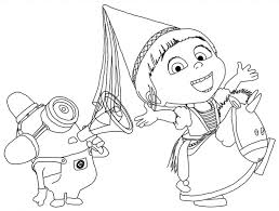Small Picture Despicable me coloring pages agnes ColoringStar