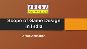 Scope Of Graphic Designing In India Scope Of Game Design In India Arena Animation Tilak Road