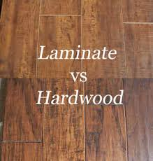Laminate vs. Hardwood Flooring