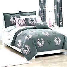 light grey and white comforter twin bedding blush pink amazing new set bed bag gray geometric in whi