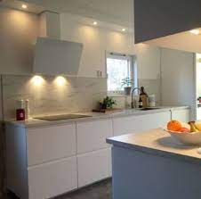 trendy kitchen ikea white voxtorp 60
