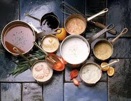 The Five Mother Sauces Of French Cuisine