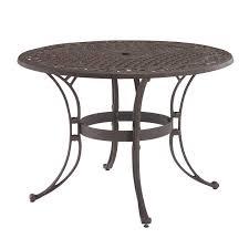 round patio dining table white hayneedle