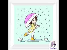 East asian rainy season june french hydrangea illustration huangmei rainy season umbrella summer png pngegg / mewarnai gambar payung musim hujan soalnya contoh 26 02 2019 kartun muslim hitam putih umumnya wallpaper handphone serta gadget ini sesuai dengan tema. Mewarnai Seorang Anak Membawa Payung Paint Book Youtube