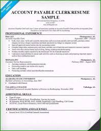 Sample Accounting Resume Objective Accounts Payable Resume Objective 51 Ideas For 2019