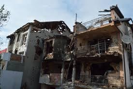 Confrontos em Kumanovo em 2015