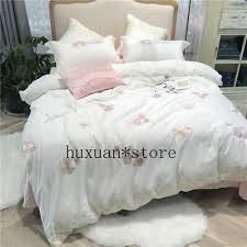 luxury egypt cotton mist garden bedding