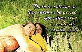 Quotes About The Importance Of Friendship Stunning 48 Heart Warming Friend Quotes