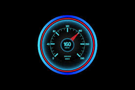 Available in png and vector. Realistic Car Speedometer Vector Design Graphic By Muhammad Rizky Klinsman Creative Fabrica