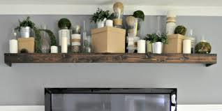 Pottery Barn Wall Shelves Remodelaholic Turn An Ikea Shelf Into A Pottery Barn Ledge