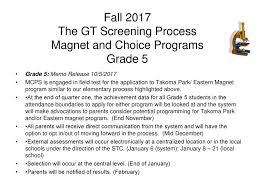 Mcps Grading Chart 2017 Testing Information Pta Presentation November 2 Ppt Download