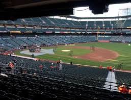 Oriole Park At Camden Yards Section 15 Seat Views Seatgeek