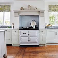 Country Kitchen Coral Springs Country Kitchen Stone Canopy Aga Cooker Hood Kitchen