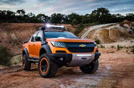 The Chevrolet Colorado Xtreme Truck is the Future of Pickups - Maxim