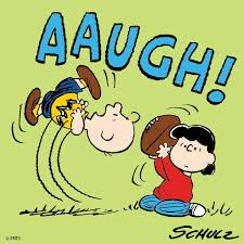 "PEANUTS on Twitter: ""Football starts today, Charlie Brown...  http://t.co/5KMFELlxLt"""