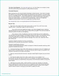 Resume Objective For Warehouse Worker Cover Letter For