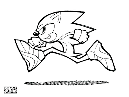 Sonic Coloring Pages Shadow Psubarstoolcom