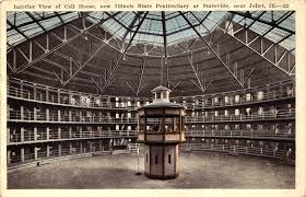 discipline and punish panopticism michel info interior view of illinois state penitentiary panopticon structure